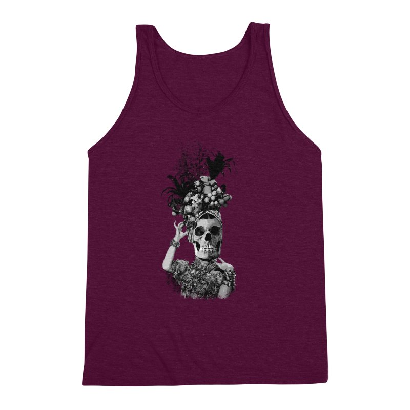 Carnival Men's Triblend Tank by edulobo's Artist Shop