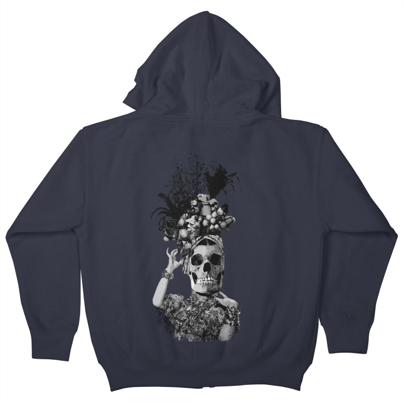 Carnival Kids Zip-Up Hoody by edulobo's Artist Shop