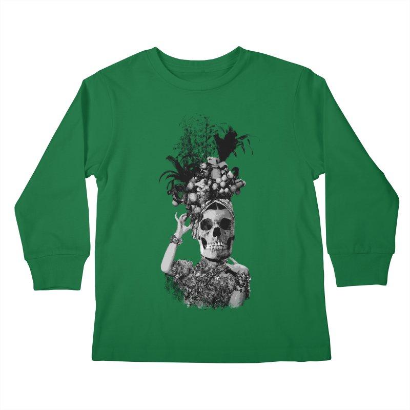 Carnival Kids Longsleeve T-Shirt by edulobo's Artist Shop