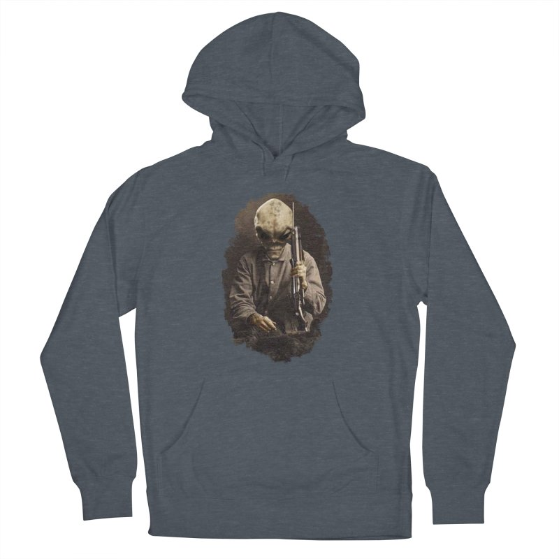Hunter Men's Pullover Hoody by edulobo's Artist Shop