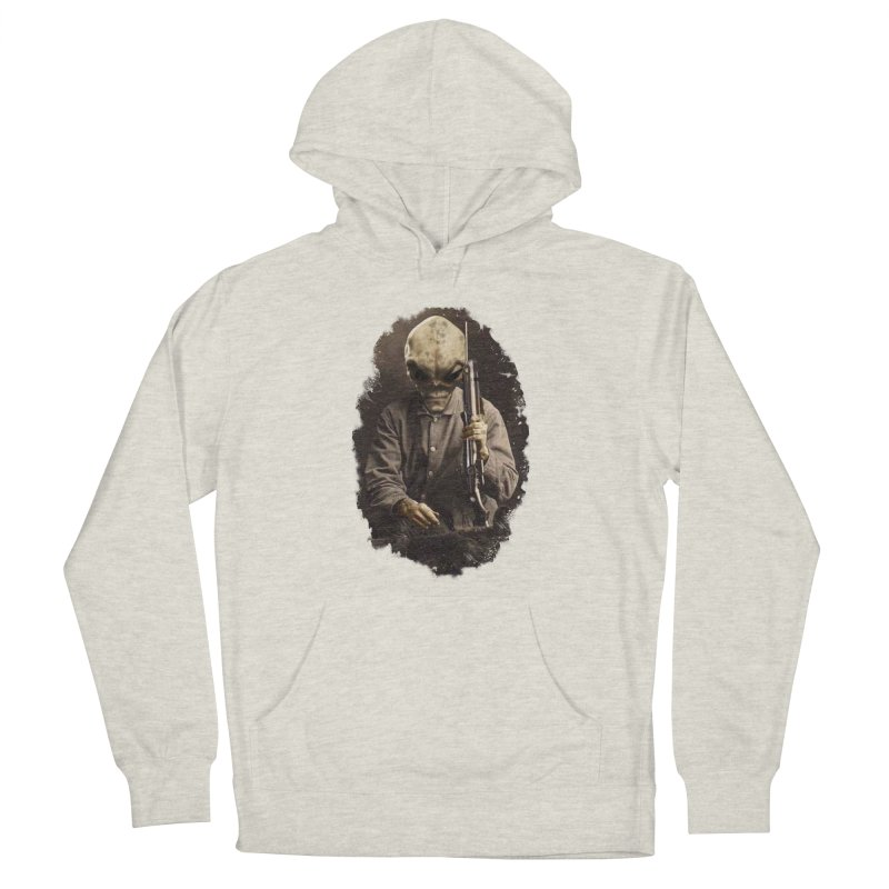 Hunter Men's Pullover Hoody by edulobo's Artist Shop