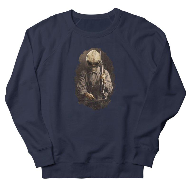 Hunter Men's Sweatshirt by edulobo's Artist Shop