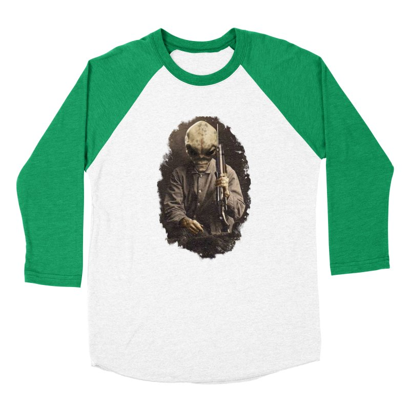 Hunter Women's Baseball Triblend T-Shirt by edulobo's Artist Shop