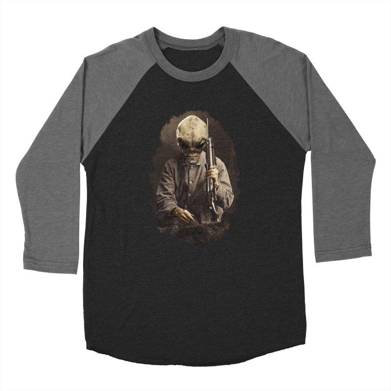 Hunter Women's Baseball Triblend Longsleeve T-Shirt by edulobo's Artist Shop