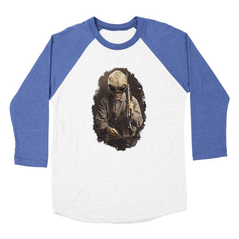 Hunter Men's Baseball Triblend T-Shirt by edulobo's Artist Shop