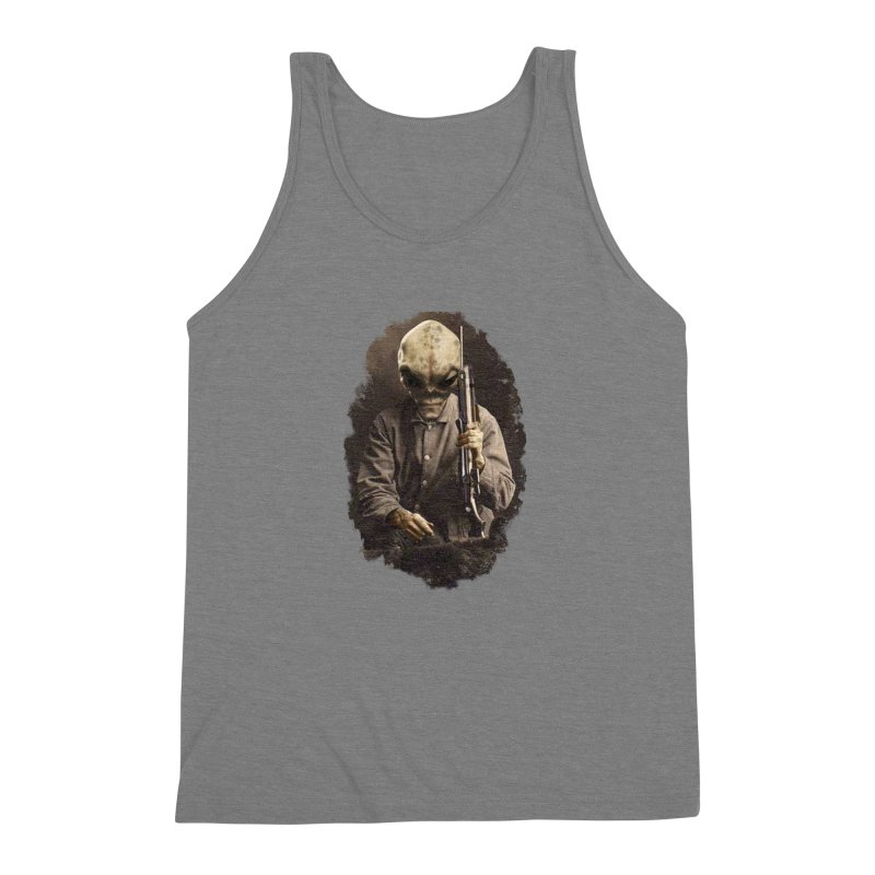 Hunter Men's Triblend Tank by edulobo's Artist Shop
