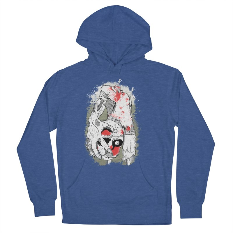 Captain Women's French Terry Pullover Hoody by edulobo's Artist Shop