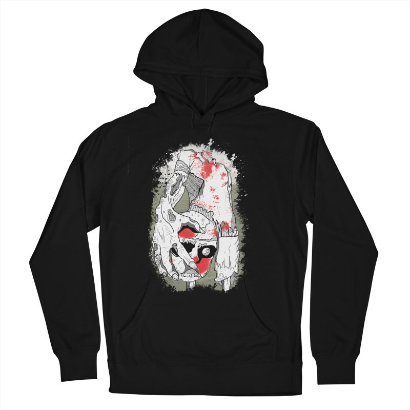Captain Men's French Terry Pullover Hoody by edulobo's Artist Shop