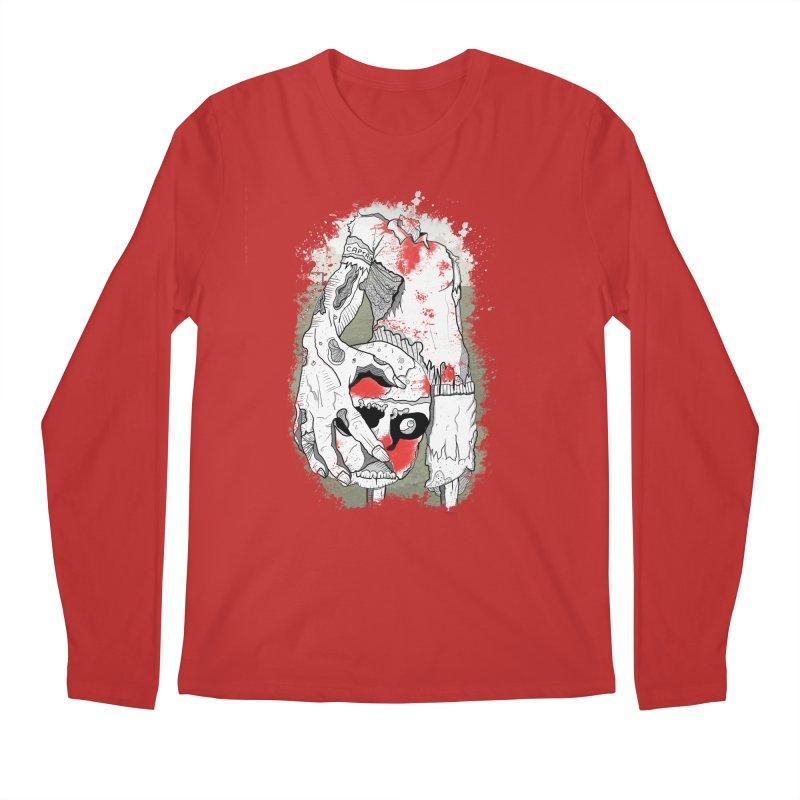 Captain Men's Regular Longsleeve T-Shirt by edulobo's Artist Shop
