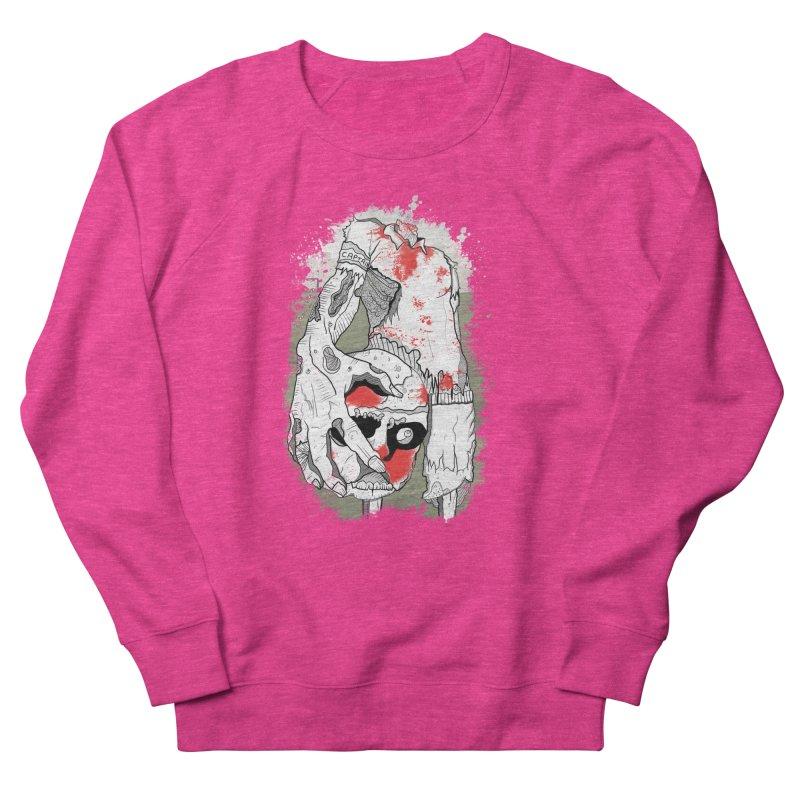 Captain Women's French Terry Sweatshirt by edulobo's Artist Shop