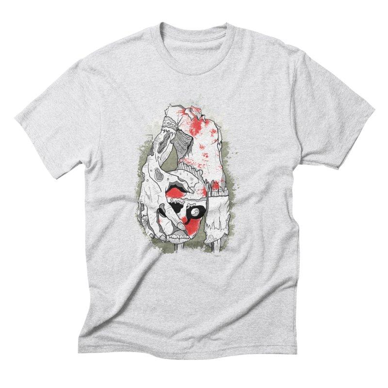 Captain Men's Triblend T-Shirt by edulobo's Artist Shop