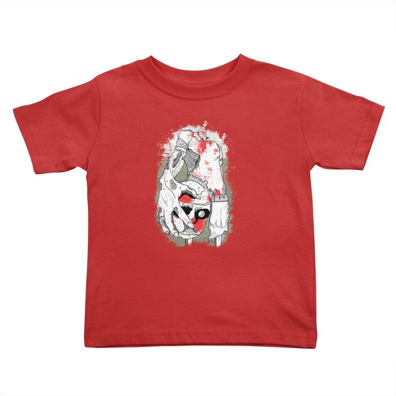 Captain Kids Toddler T-Shirt by edulobo's Artist Shop