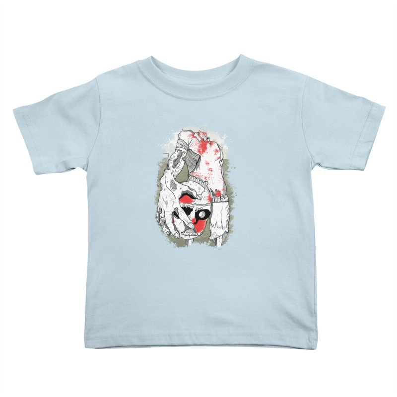 Captain Kids Toddler T-Shirt by edulobo's Artist Shop