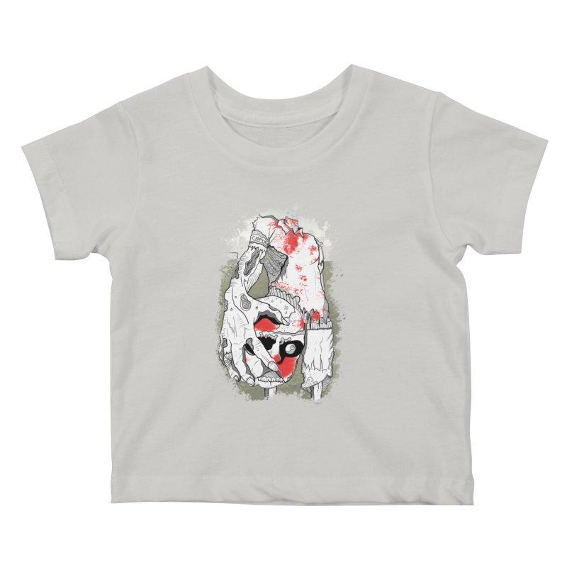 Captain Kids Baby T-Shirt by edulobo's Artist Shop