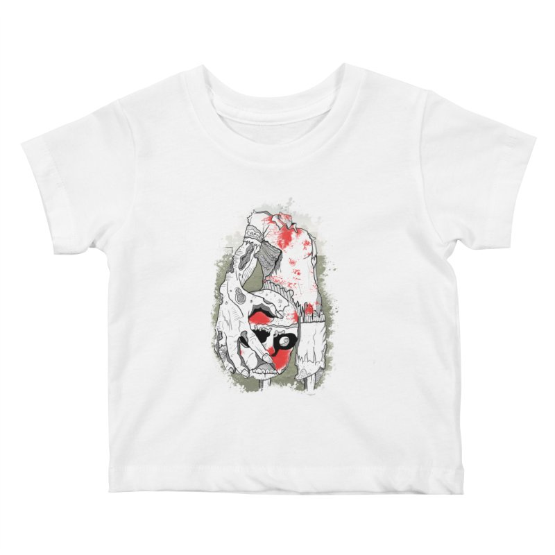 Captain Kids Baby T-Shirt by edulobo's Artist Shop