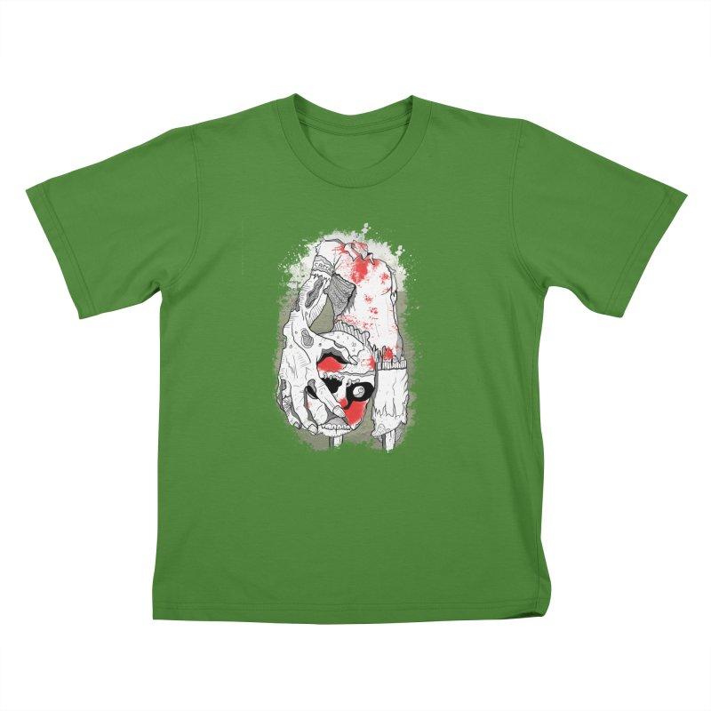 Captain Kids T-Shirt by edulobo's Artist Shop