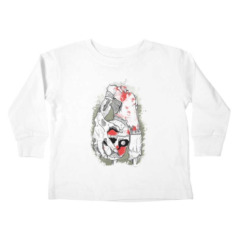 Captain Kids Toddler Longsleeve T-Shirt by edulobo's Artist Shop