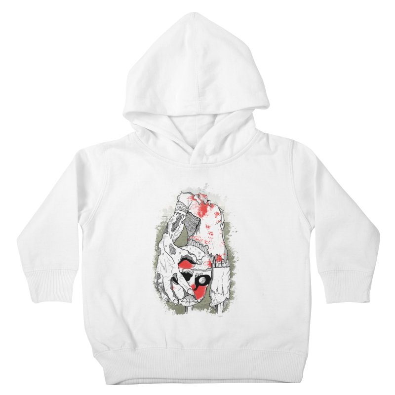 Captain Kids Toddler Pullover Hoody by edulobo's Artist Shop