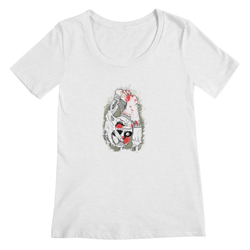 Captain Women's Regular Scoop Neck by edulobo's Artist Shop