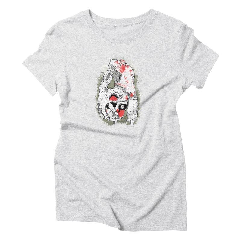 Captain Women's Triblend T-shirt by edulobo's Artist Shop