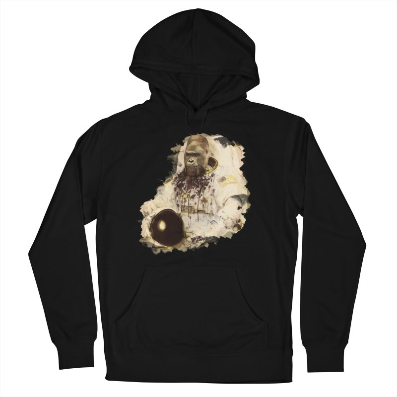 Space Women's Pullover Hoody by edulobo's Artist Shop
