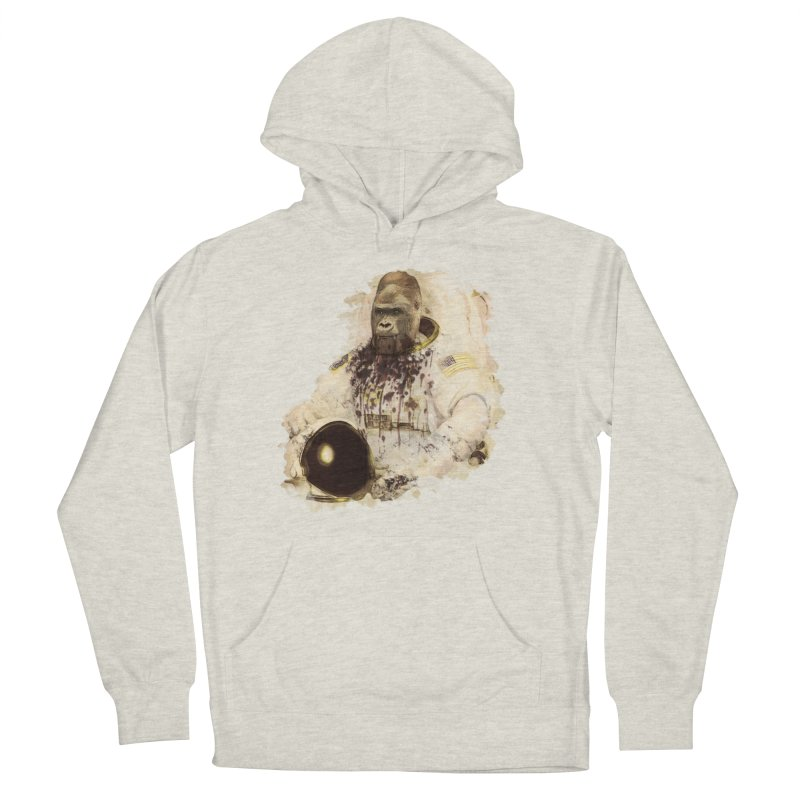 Space Men's Pullover Hoody by edulobo's Artist Shop