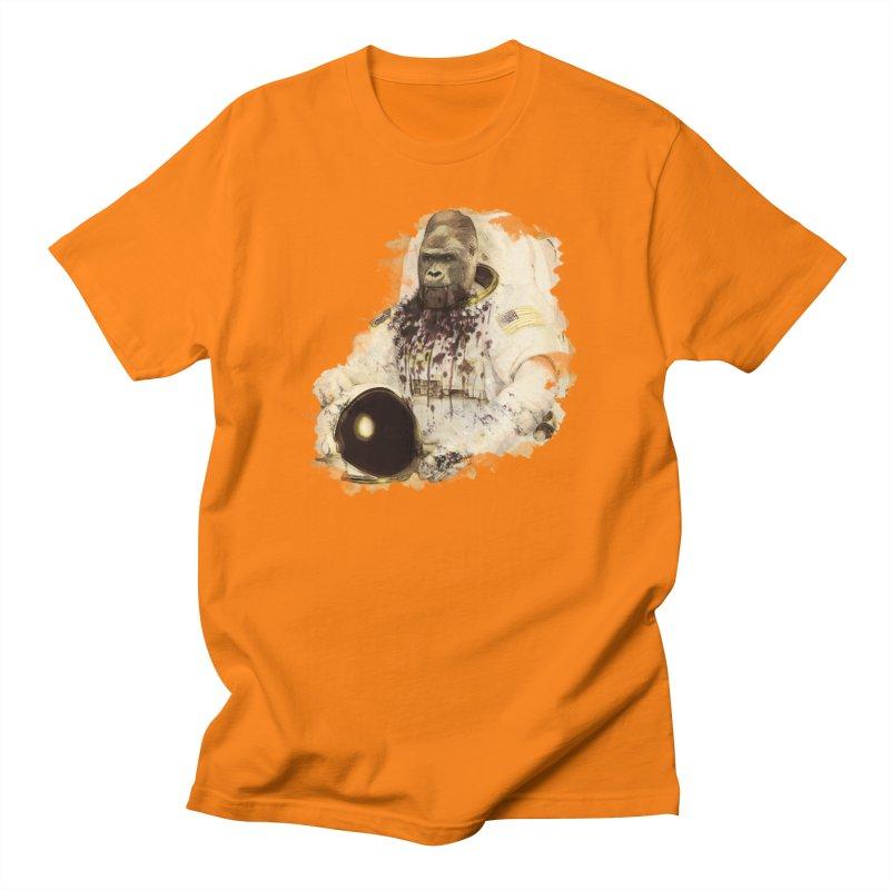 Space Men's T-Shirt by edulobo's Artist Shop