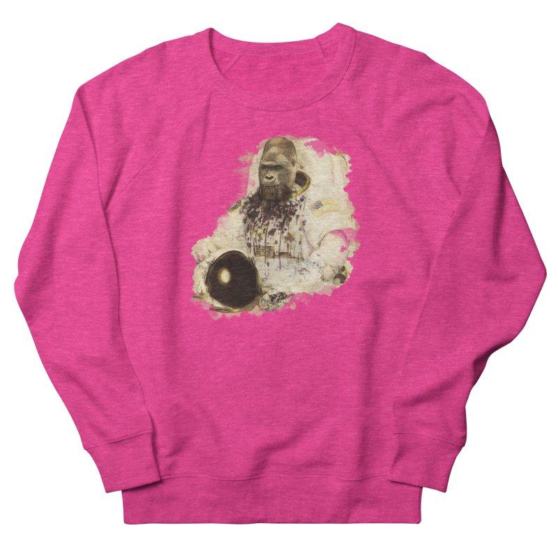 Space Women's Sweatshirt by edulobo's Artist Shop