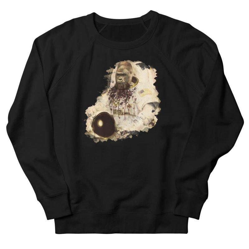 Space Women's French Terry Sweatshirt by edulobo's Artist Shop