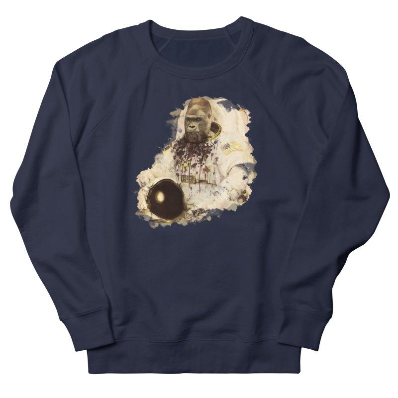 Space Men's Sweatshirt by edulobo's Artist Shop