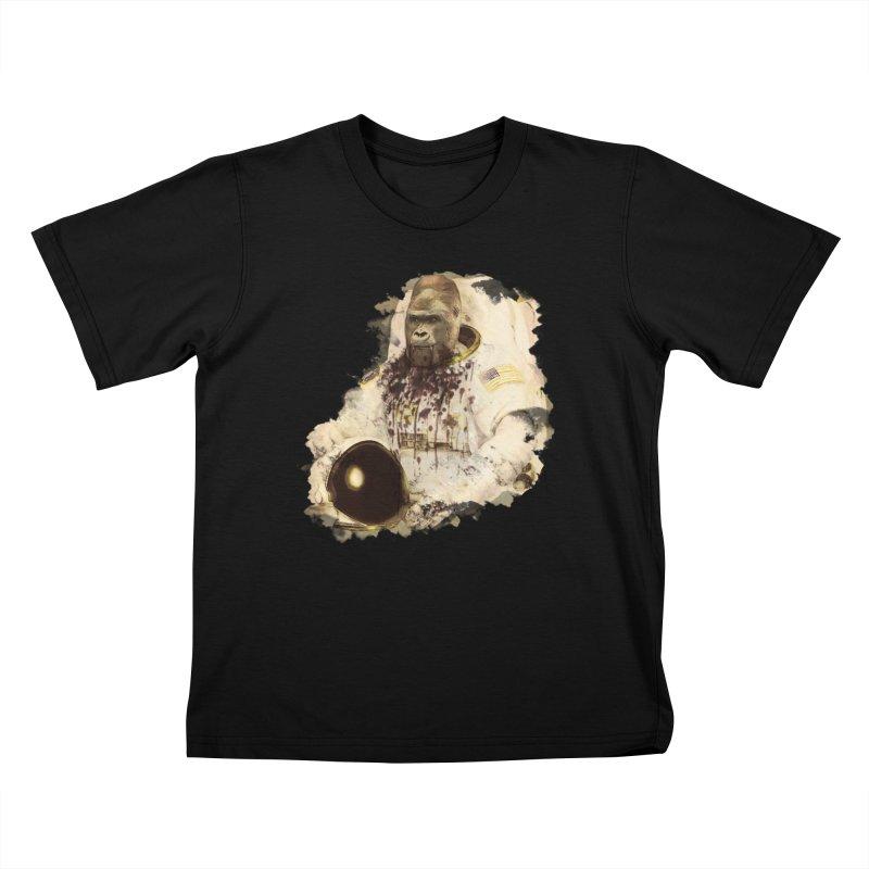 Space Kids T-Shirt by edulobo's Artist Shop