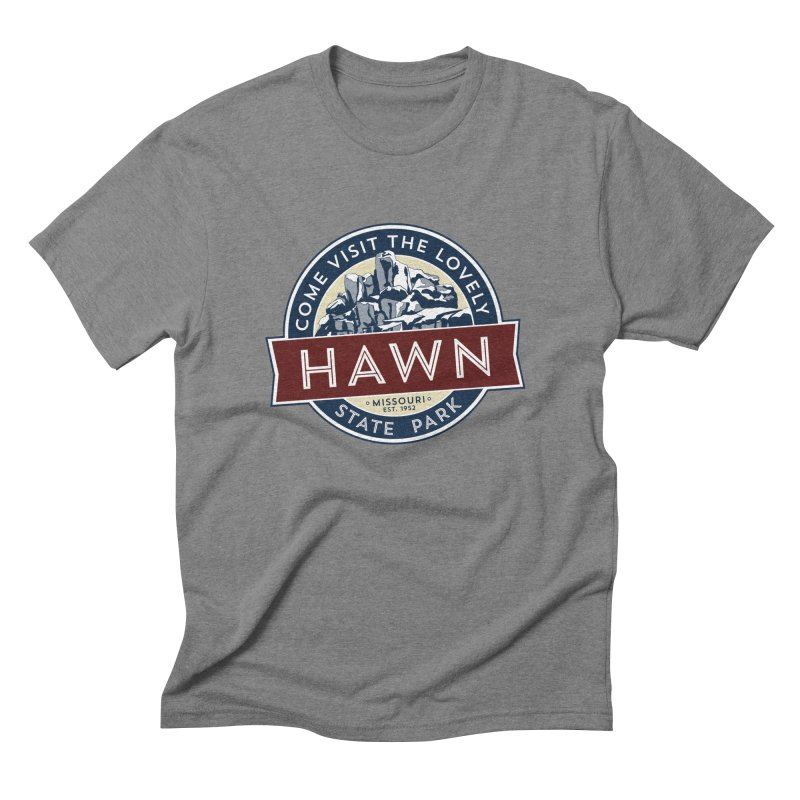 Hawn State Park Men's T-Shirt by Brain Cloud Comics' Artist Shop for Cool T's