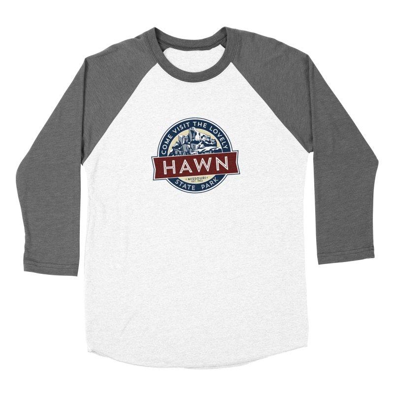 Hawn State Park Women's Longsleeve T-Shirt by Brain Cloud Comics' Artist Shop for Cool T's