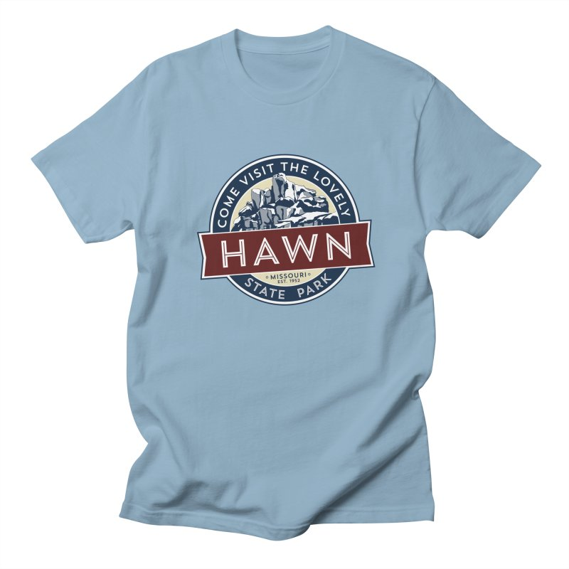 Hawn State Park Men's Regular T-Shirt by Brain Cloud Comics' Artist Shop for Cool T's