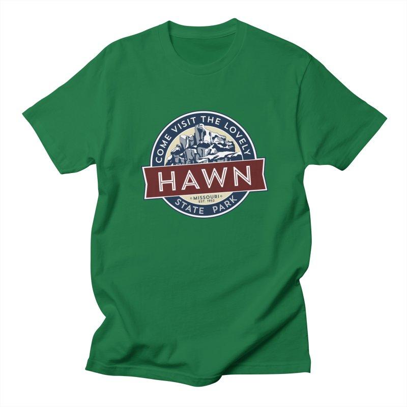 Hawn State Park Men's T-Shirt by Brain Cloud Comics' Artist Shop for Cool T's