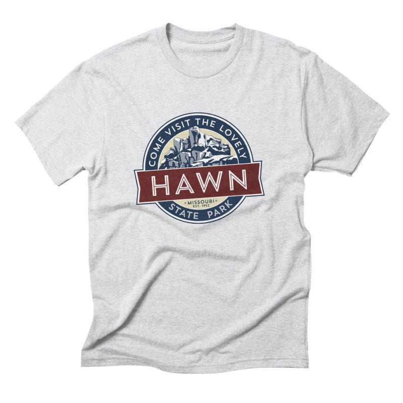 Hawn State Park Men's Triblend T-Shirt by Brain Cloud Comics' Artist Shop for Cool T's