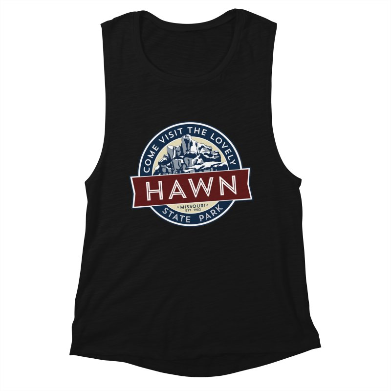 Hawn State Park Women's Tank by Brain Cloud Comics' Artist Shop for Cool T's