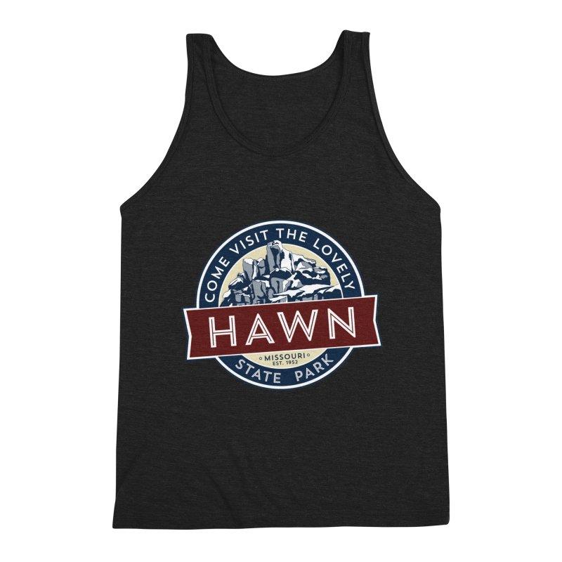 Hawn State Park Men's Tank by Brain Cloud Comics' Artist Shop for Cool T's