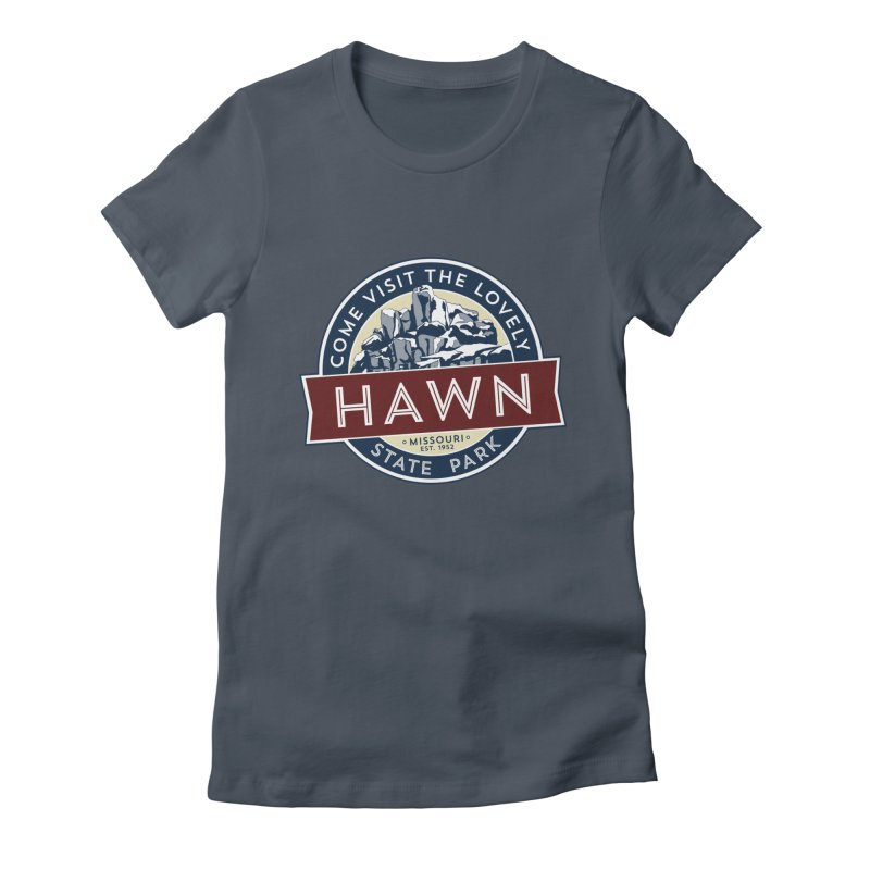 Hawn State Park Women's T-Shirt by Brain Cloud Comics' Artist Shop for Cool T's