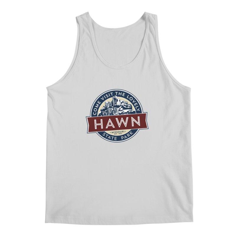 Hawn State Park Men's Regular Tank by Brain Cloud Comics' Artist Shop for Cool T's