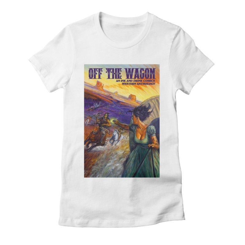 Off the Wagon Women's T-Shirt by Brain Cloud Comics' Artist Shop for Cool T's