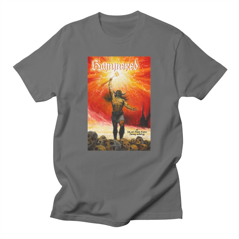 Hammered Men's T-Shirt by Brain Cloud Comics' Artist Shop for Cool T's
