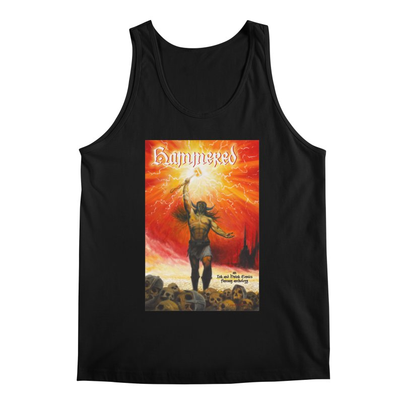 Hammered Men's Tank by Brain Cloud Comics' Artist Shop for Cool T's