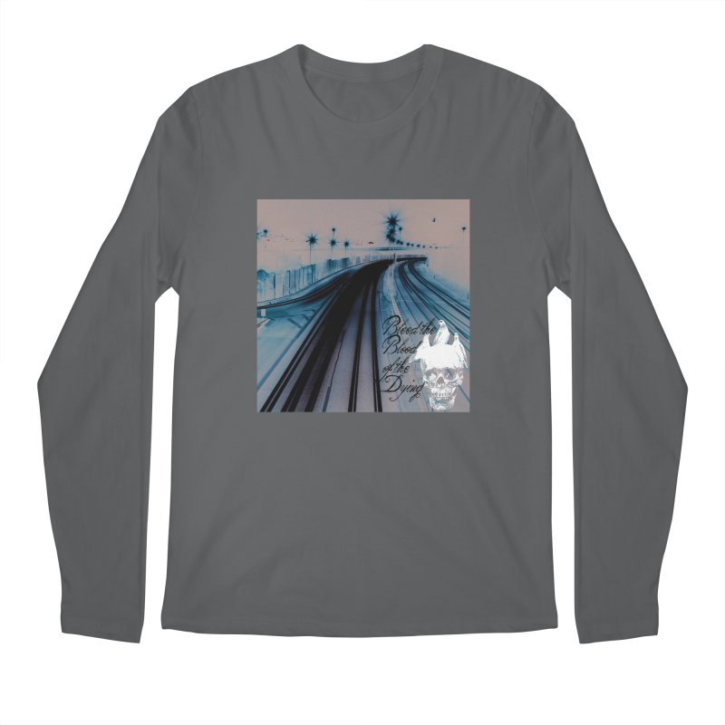 Bleed the Blood of the Dying Men's Longsleeve T-Shirt by Brain Cloud Comics' Artist Shop for Cool T's