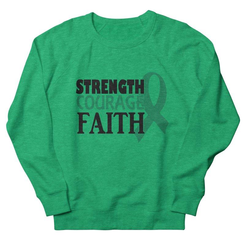 SCF Women's Sweatshirt by Brain Injury Services Shop