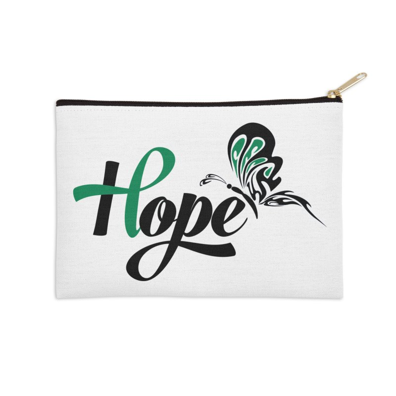 Hope Accessories Zip Pouch by Brain Injury Services Shop