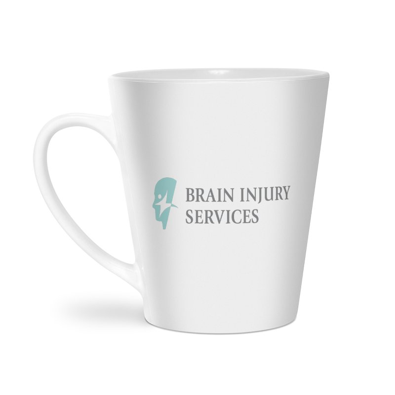 Brain Injury Services in Latte Mug by Brain Injury Services Shop