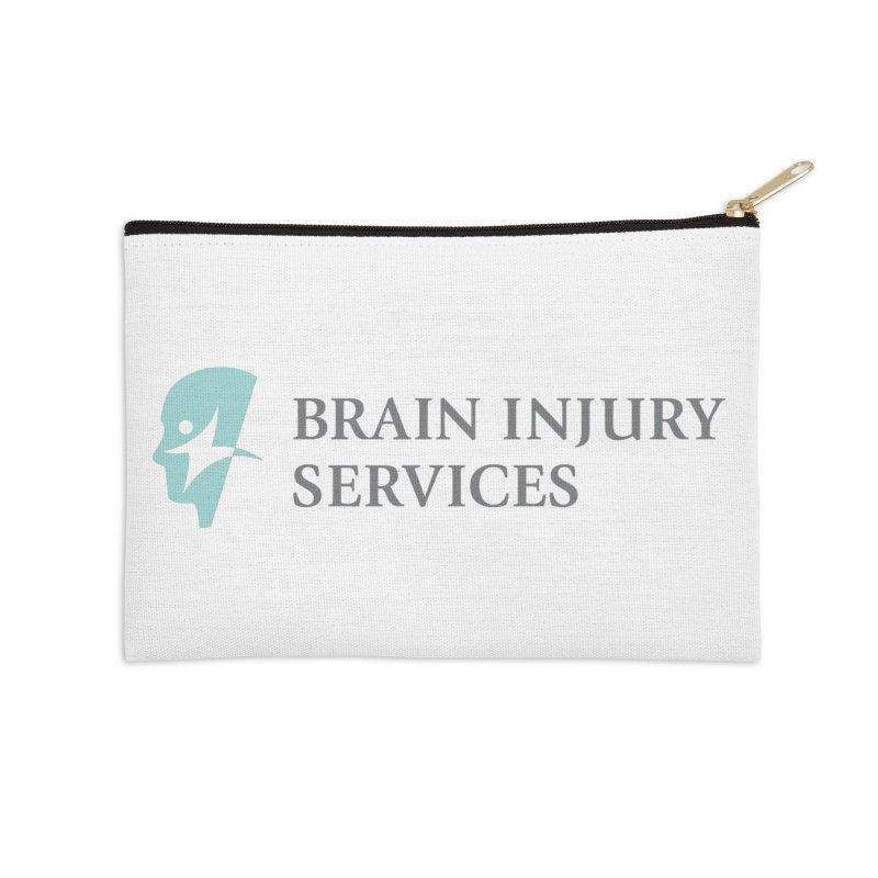 Brain Injury Services Accessories Zip Pouch by Brain Injury Services Shop