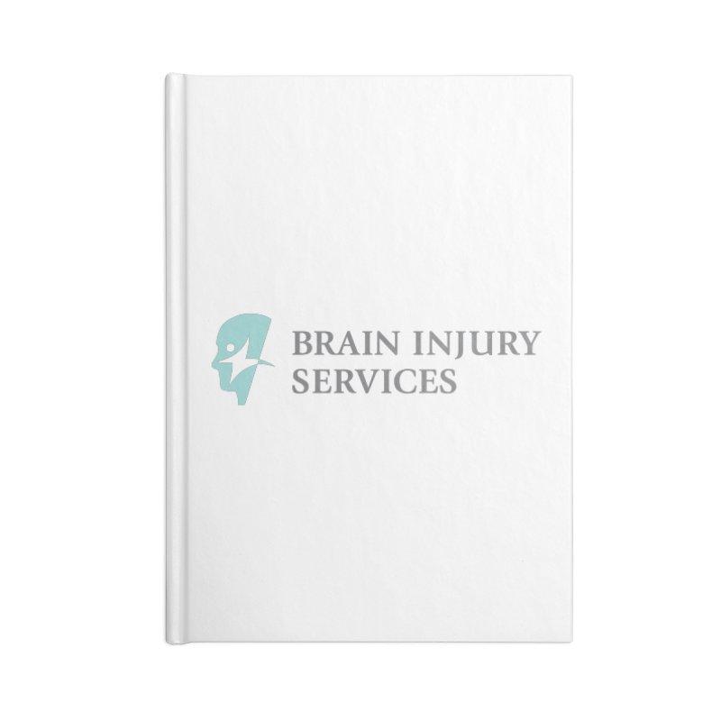 Brain Injury Services Accessories Notebook by Brain Injury Services Shop