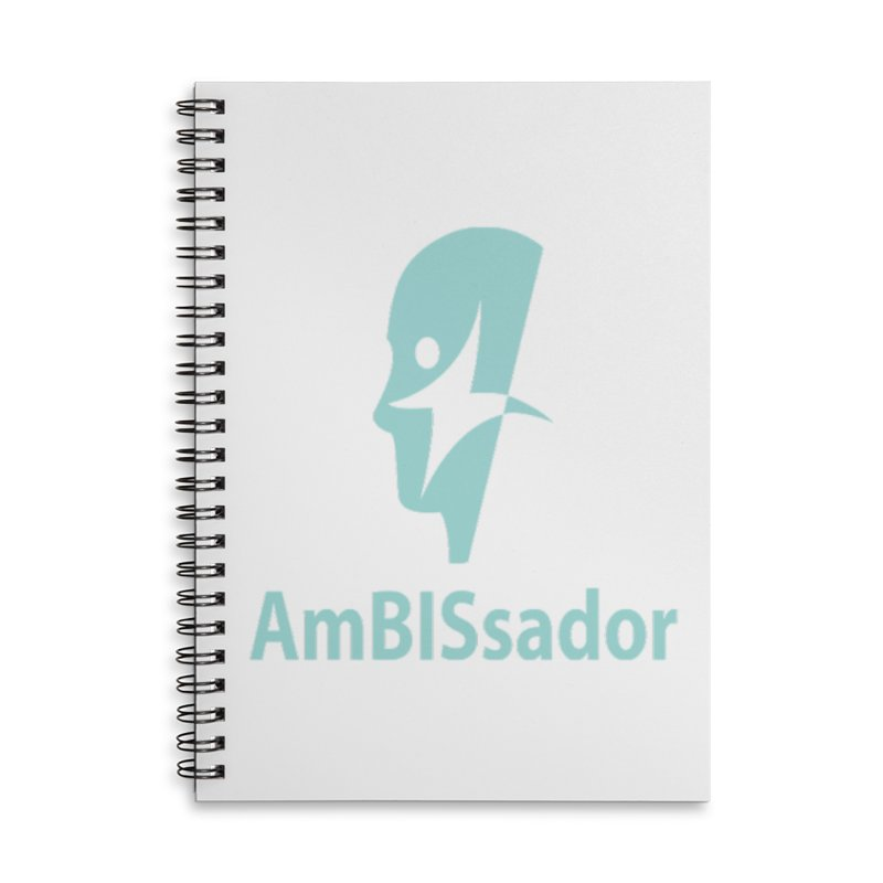 AmBISsador Accessories Notebook by Brain Injury Services Shop